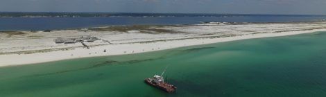 Navarre Beach Reef in Gulf of Mexico